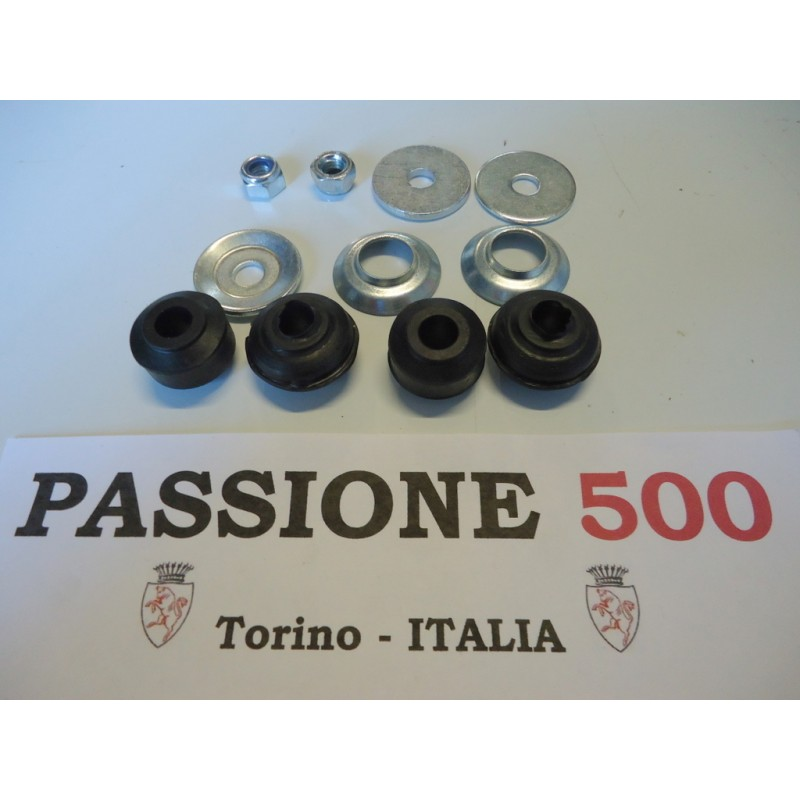 FRONT SHOCK ABSORBER MOUNTING KIT FIAT 500