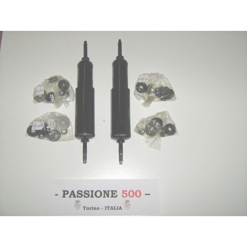 COUPLE OF FRONT SHOCK ABSORBER FIAT 500