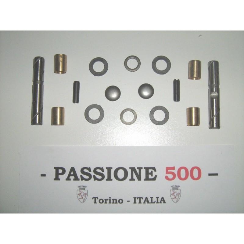 FIAT 500-126 KIT REVISIONE PERNI FUSELLI AVANTRENO