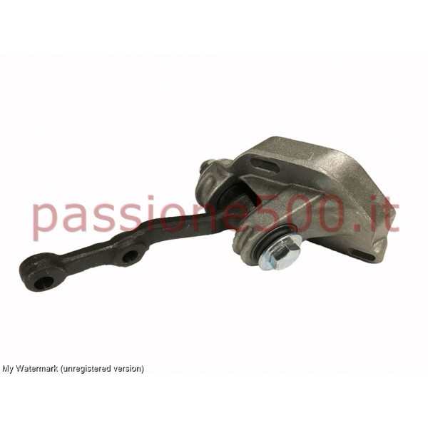 COMPLETE STEERING IDLER FIAT 500 N D (until chassis 575438) - GIARD D base