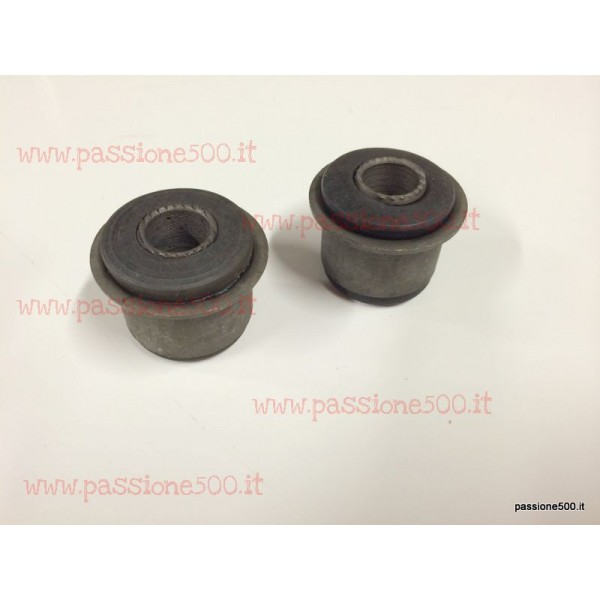 COUPLE OF STEERING IDLER BUSH - diam. 31 mm - FIAT 500 R / 126
