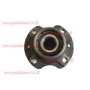 COMPLETE FRONT HUB WITH BEARINGS FIAT 500 - 126